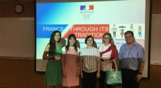 Visit of the French Consulate