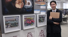 The Exhibition of Secondary School Students' Creative Visual Arts Work 2016/17