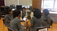 Sharing Session on Subject Selection by S5 Students