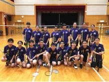 Badminton Team