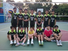 Boys Volleyball Team
