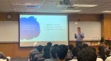 Sharing Session on Writing Personal Statements by HKU